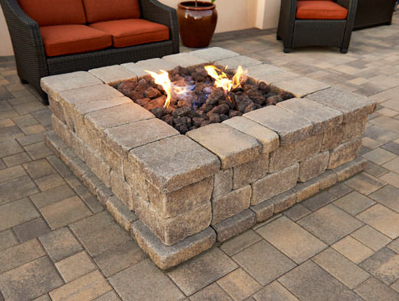 Stonewall<sup class='sup'>®</sup> II Fire Pit