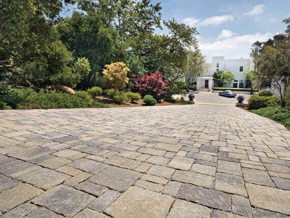 Estate Cobble I & II Paving Stones