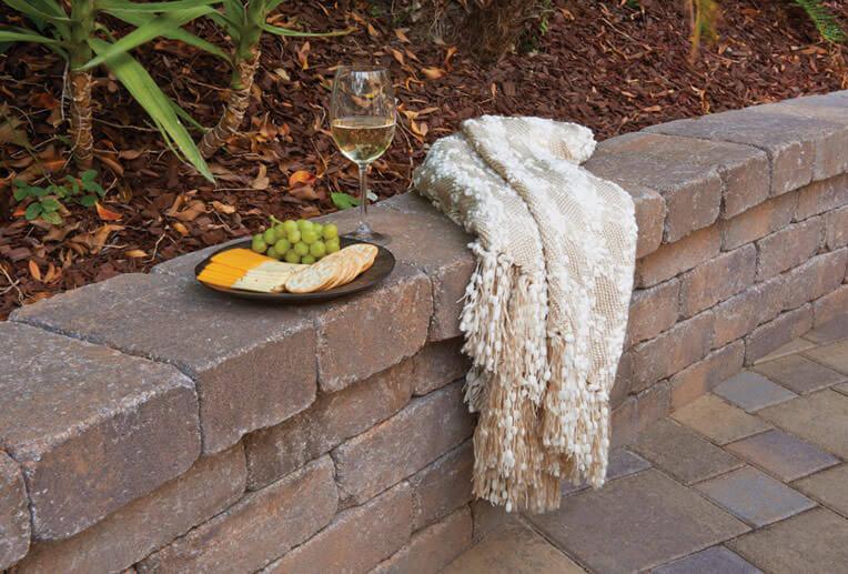 Rustic Wall Stone Angelus Paving Stones
