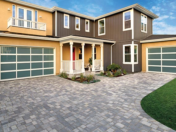 Permeable Courtyard Paving Stones